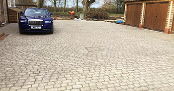 groundworks and driveways